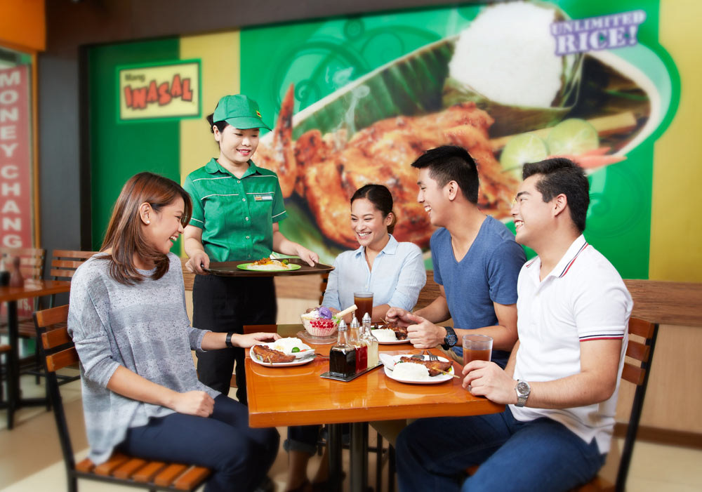 vision mission of mang inasal
